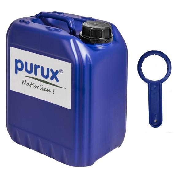 Zechsteiner Magnesiumöl 5 Liter, purux Starterpaket Magnesium aus dem Zechstein Meer