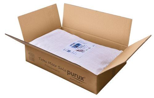 Totes Meer Salz 25kg Premiumsalz Badesalz Purux  Sack