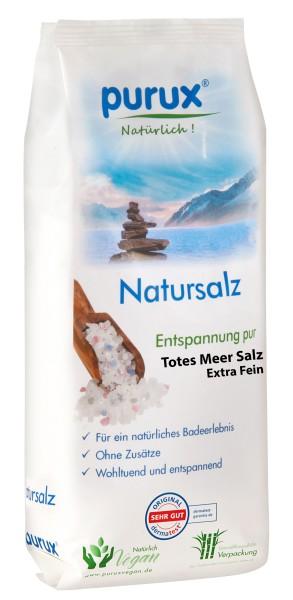 Totes Meer Salz extra fein 1kg Badesalz