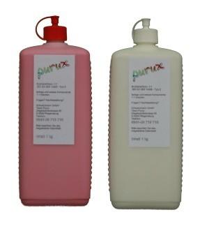 Gentasil rosa, 2 kg, Shore 24 (2x1 kg) Dubliersilikon