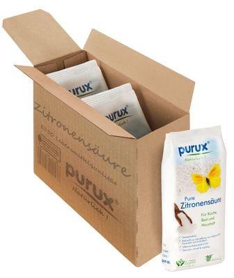 Zitronensäure 2,55 kgr Lebensmittelqualität gentechnikfrei