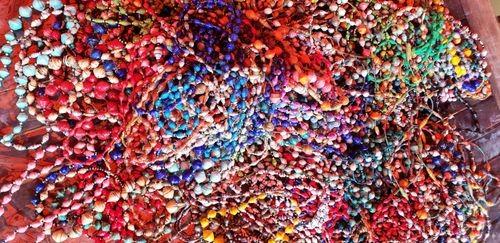 Halskette vom Witwenprojekt Butiru Uganda / Spende