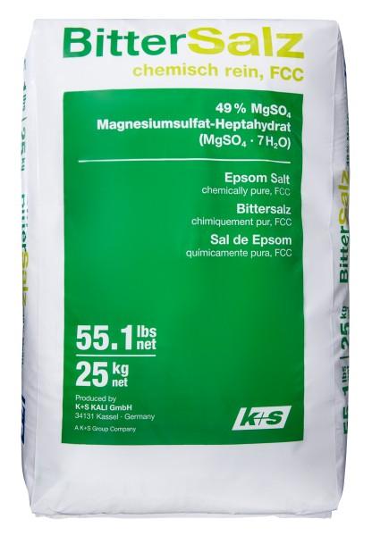 Epsom Salz 25kg K+S