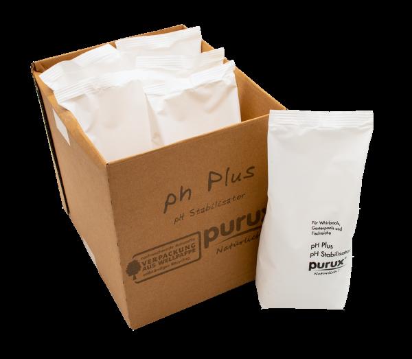 pH Plus Granulat 6 kg, ph Heber ph Stabilisator -