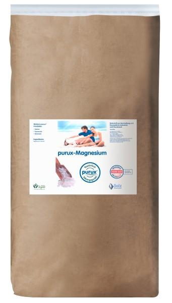 Magnesium - Magnesiumchlorid 25kg MgCl Kosmetikqualität
