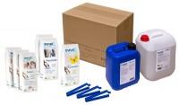 Fünf Hausmittel ersetzen eine Drogerie Purux Bundle PLUS