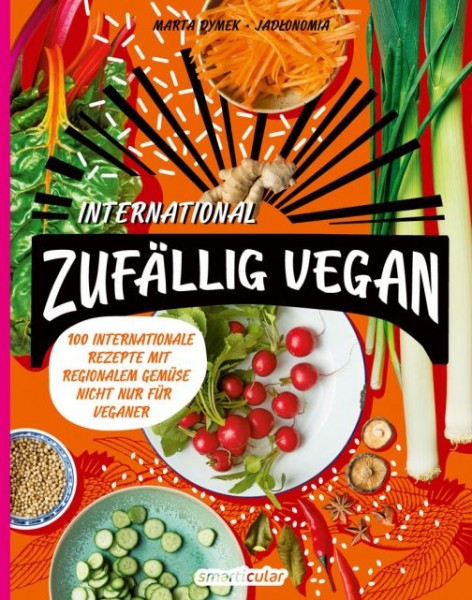 Buch Zufällig Vegan - International