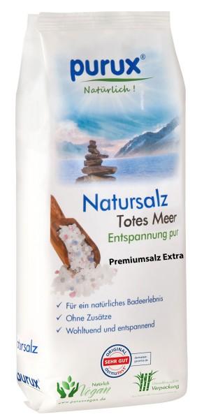 Totes Meer Premiumsalz Extra 1 kg Beutel